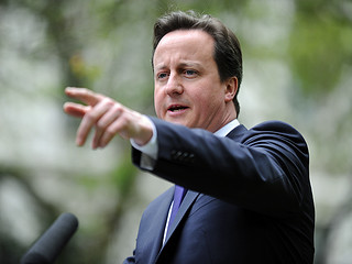Prime Minister David Cameron | by UK Prime Minister