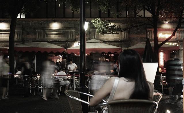 上海都是陌生人