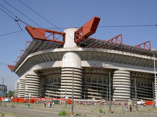U2: Milano, Italy 2005-07-20 (San Siro Stadium)