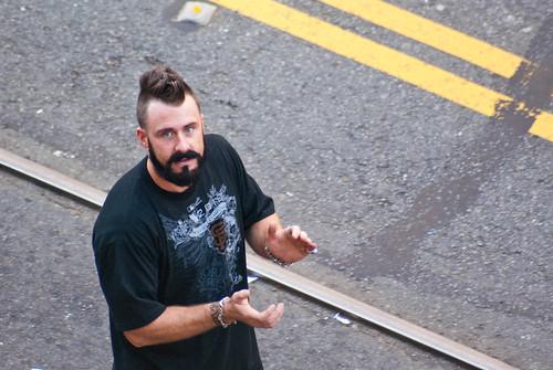 13831 Fear the Market St. beard of closer Brian Wilson | by geekstinkbreath