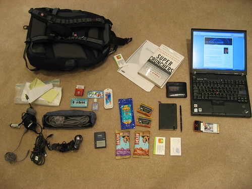 What's in my backpack | by jeremiah_owyang