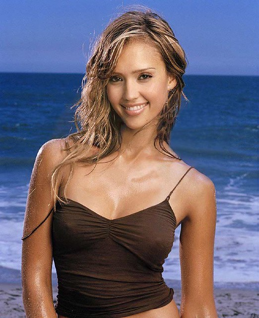 Hollywood Nude Girls: Jessica Alba 5