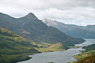 Looking back to the Pap of Glencoe | by M.E. Sanseverino
