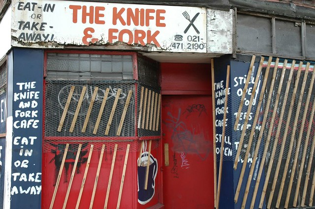The Knife & Fork Cafe | A proper greasy spoon that stands ne