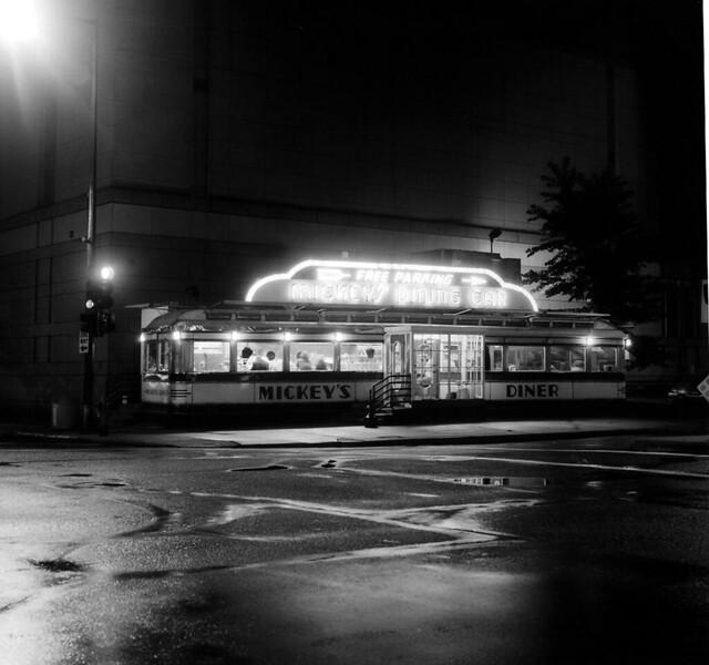 Mickey's Diner, St. Paul, MN