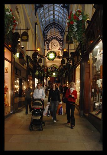 Thornton's Arcade