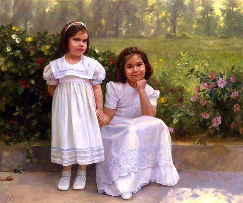 Virginia and Ashley