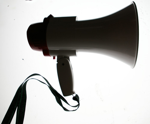This is not a social media megaphone | by altemark