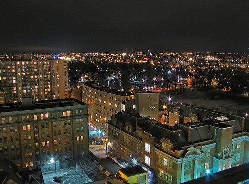 Kitchener by Night | by Gary Simmons