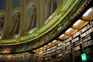 Library Parabola | by Sifter