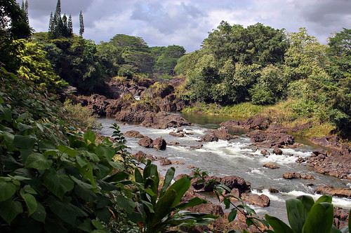 travel 20d clouds canon river landscape hawaii lava photo waterfall rainbow rainforest stream cloudy falls pots photograph jungle tropical bigisland hilo boiling familygetty