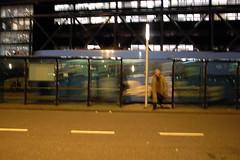 bus stop at Station Rijswijk