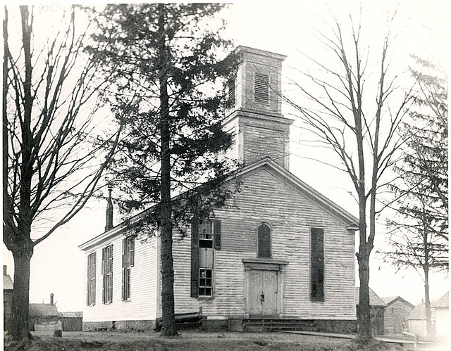 Baptist Church built c. 1832