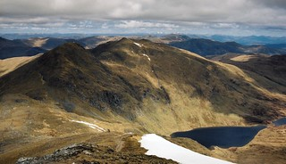 An Stuc and Meall Garbh from Ben Lawers | by stusmith_uk