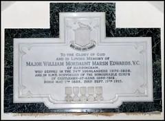 Major William Mordaunt Marsh Edwards VC