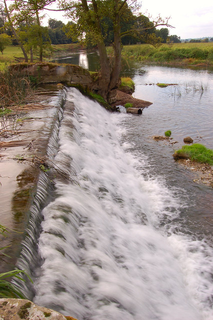 CHARLECOTE WATERFALL
