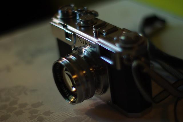 Nikon S2+Nikkor S.C 50mm/F1.4