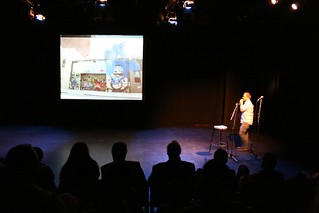 Andrew O'Malley - Hackerspace NYC Resistor and Art/tech Center Eyebeam | by aplumb