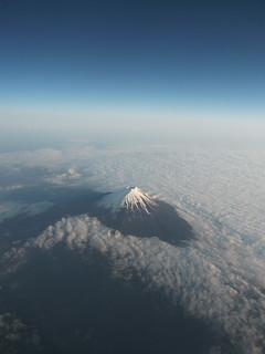Mount Fuji   by kalleboo
