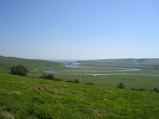 The Cuckmere Glynde to Seaford
