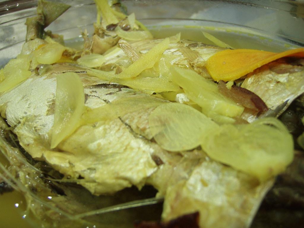 ikan kembung masak stim pangak flickr Resepi Ikan Bakar Sambal Dabu Dabu Enak dan Mudah