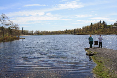 lake newjersey fishing highpointstatepark sussexcounty