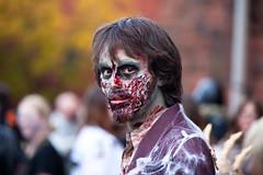 Zombie Walk 2010 - Albany, NY - 10, Oct - 02.jpg by sebastien.barre