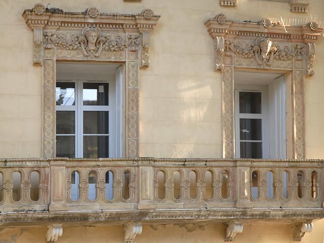 Fenêtres de la maison Companyo
