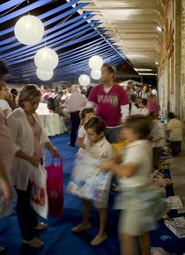 LaNocheDeLosNiños.org - intercambio de juguetes - selección de juguetes | by ecosistema urbano
