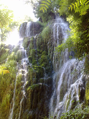 Jardines del Monasterio de Piedra