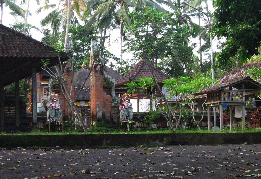 Indonesia Bali Candi Bentar Hindu Village Temple 950 Flickr