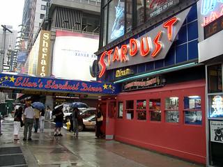 NYC: Ellen's Stardust Diner | by Professor Bop