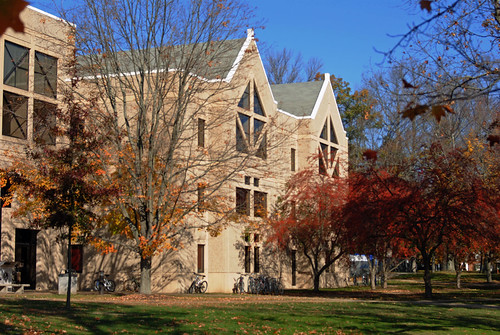 Olin Library, Kenyon College 11 | by Larry Miller