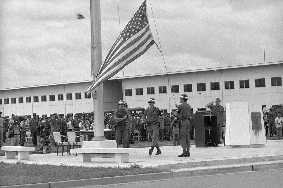 LONG BINH - Largest American Base in Vietnam