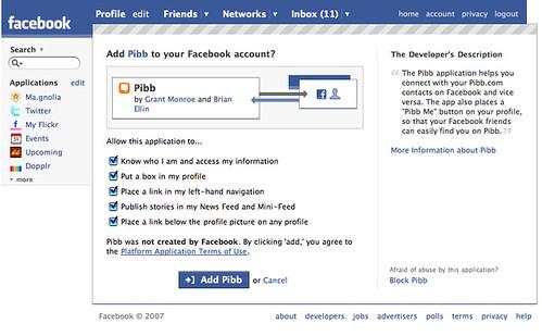 Facebook | Add Pibb? | by factoryjoe