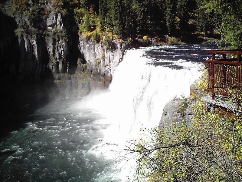 Upper Mesa Falls 07