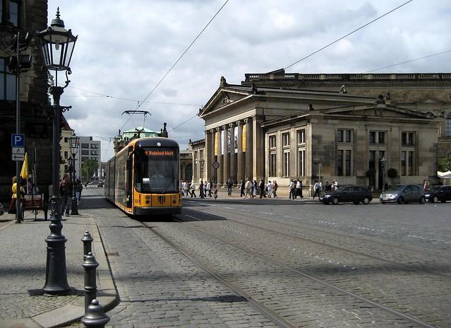 Dresden 2010 Schinkelwache