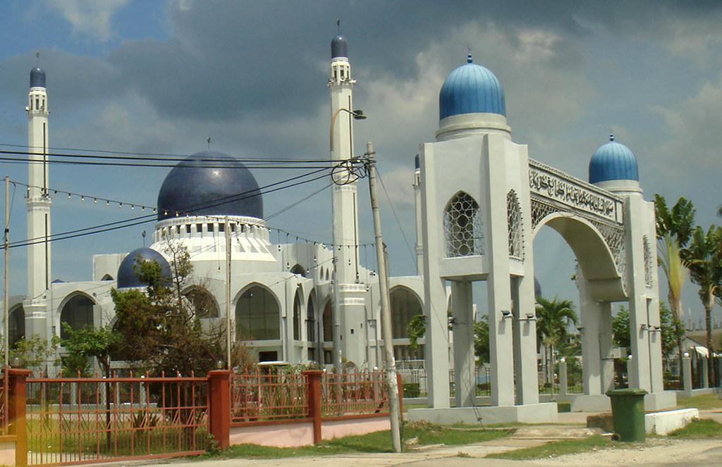 Masjid Sultan Ismail Petra Kubang Kerian Kota Bharu Flickr