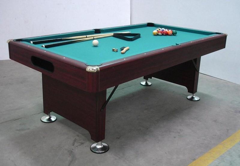 Foldaway_Pool_Table_Darkwood