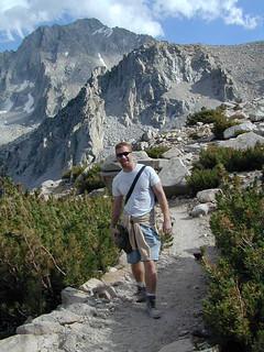 Kearsarge Pass Day Hike