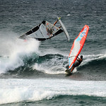 windsurfing in Maui,10Nov10.2