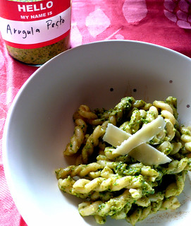 arugula pesto | by chotda