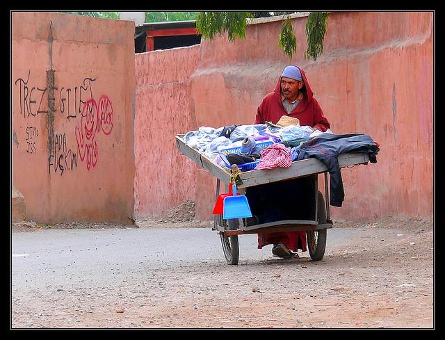 Vendedor ambulante - Ambulant seller