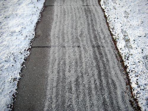 Sal y nieve | by Daquella manera