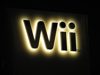 Wii Logo | by Ian Muttoo