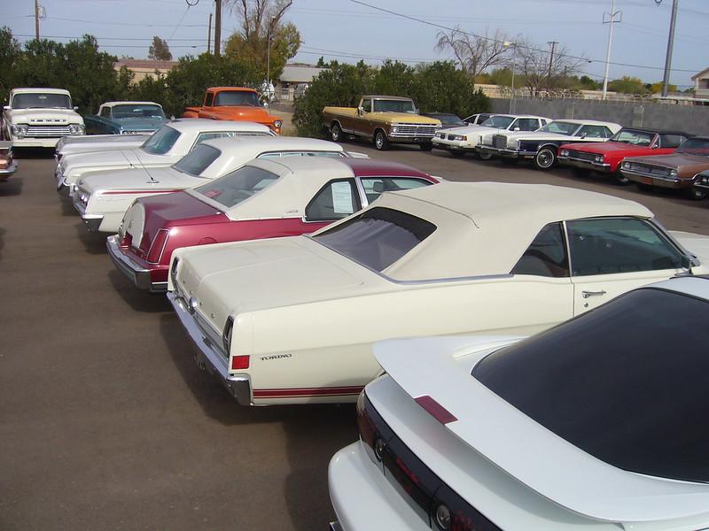 Steel Dreamz - Classic Cars - Gilbert AZ - 2