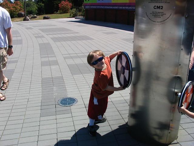 His Future Is So Bright...