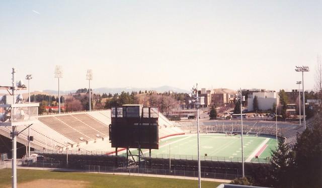 WSU Football Stadium