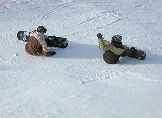 Snowboarders | by Rob Lee