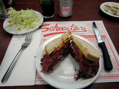 smoked meat sandwich | by whalt